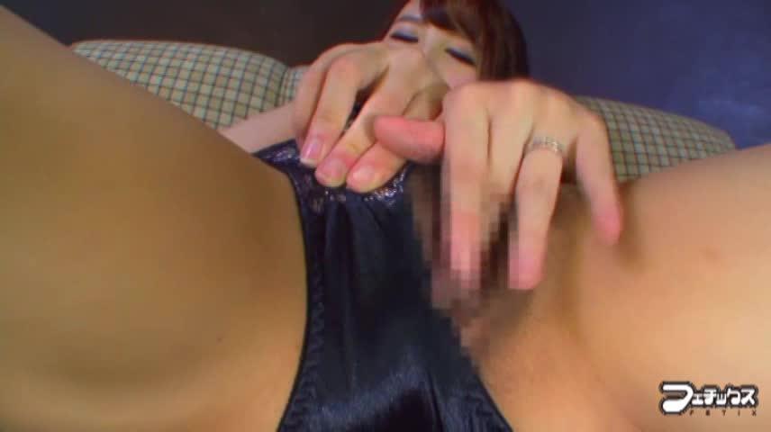 折原ゆうな 性欲全開の巨乳若妻の超いやらしいクチュオナ!真っ赤に紅潮したおまんこに細長い指を二本同時にズブズブ挿入。